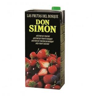 ZUMO D.SIMON FRUTAS BOSQUE NECT.BK. 1 L