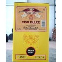 VINO DULCE LUQUE BAG 5 L