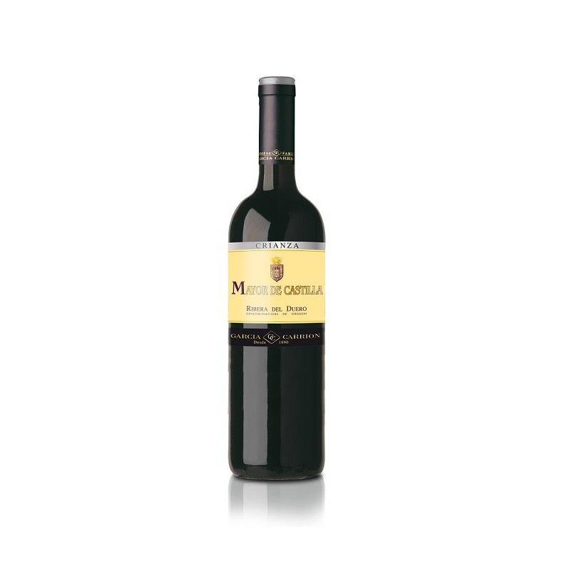 VINO MAYOR CASTILLA TINTO CRZA. 75 CL