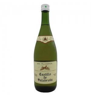 CASTILLO SALOBREÑA BLANCO S/ALCOHOL 1 L