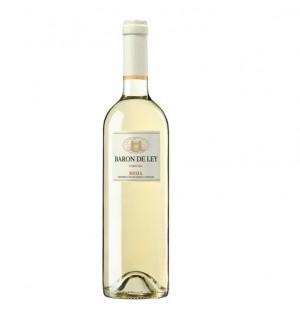 VINO BARON LEY BLANCO COS. 3/4 L