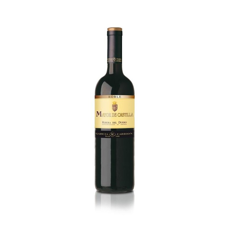 VINO MAYOR CASTILLA TINTO ROBLE 75 CL