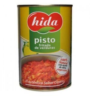 PISTO FRITADA HIDA LATA 400 GR