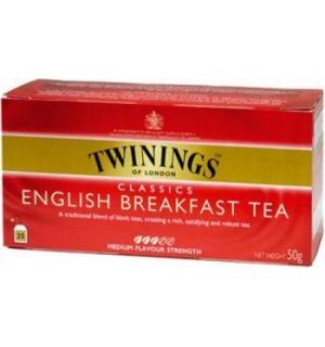 TE TWININGS ENGLISH BREAKF.E.25S
