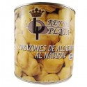 ALCACHOFAS REY PLATA 30/40 LT. 2.5 KG