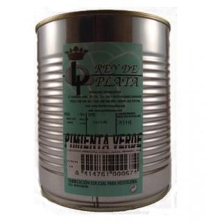 PIMIENTA VERDE REY PLATA 500 GR