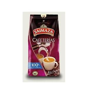 CAFE SAIMAZA CAFETERIAS GR.NATURAL 1 KG