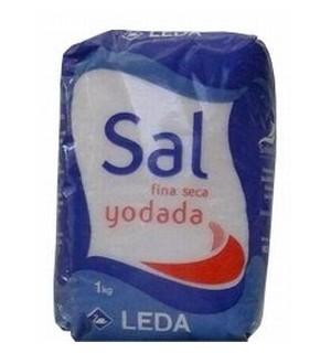 SAL LEDA FINA YODADA 1 KG