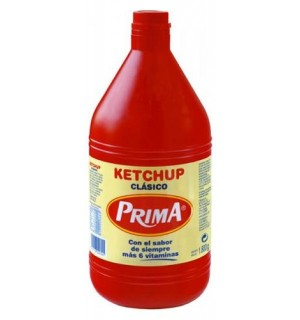KETCHUP PRIMA CLASICO 1.8 KG