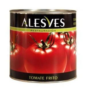 TOMATE FRITO ALESVES LT. 2.6 KG