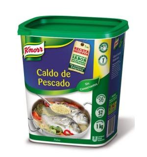 CALDO KNORR-STARLUX PESCADO BOT. 1 KG