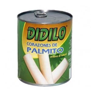 PALMITOS DIDILO LATA 800 GR
