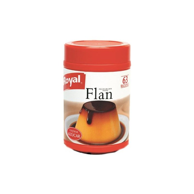FLAN ROYAL BOTE 800 GR
