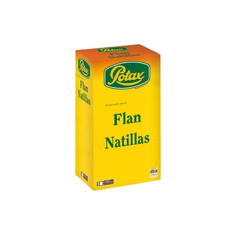 FLAN NATILLAS POTAX 1 KG