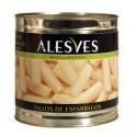 ESPARRAG. ALESVES BLANCOS TALLOS 3 KG