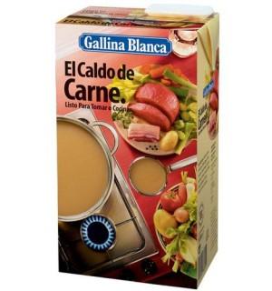 CALDO G.BLANCA CARNE LIQUIDO BRIK 1 L
