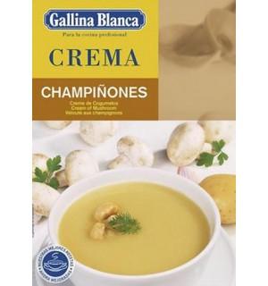 CREMA G.BLANCA CHAMPIÑONES 820 GR