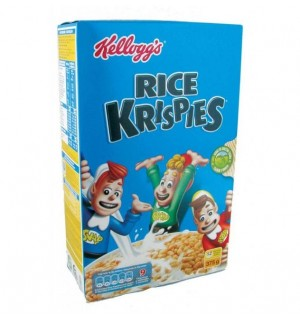 KELLOGG'S RICE KRISPIES 375 GR