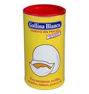 HUEVO GALLINA BLANCA POLVO 340 GR
