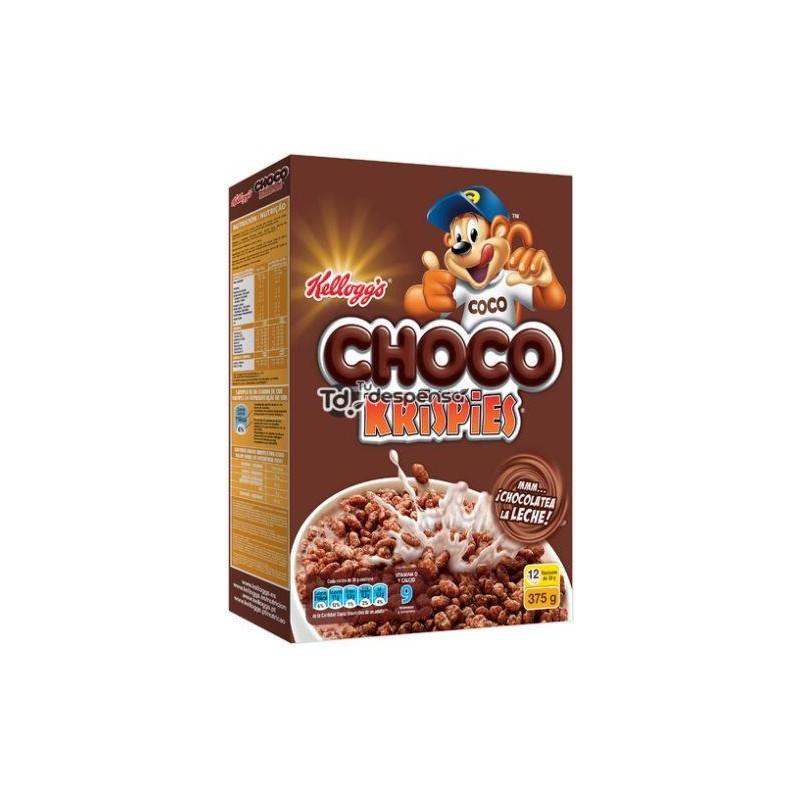 KELLOGG'S CHOCO KRISPIES 375 GR