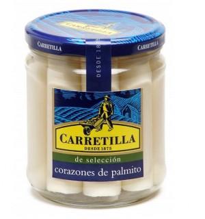 PALMITOS CARRETILLA BOTE 420 GR
