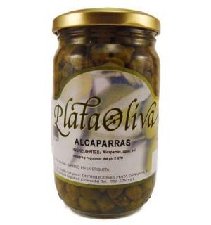 ALCAPARRAS PLATAOLIVA 190 GR