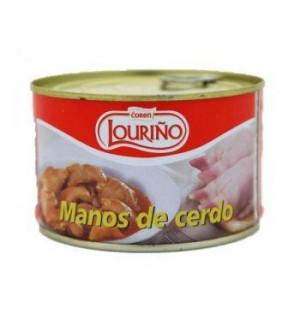 MANOS DE CERDO LOURIÑO LT. 440 GR