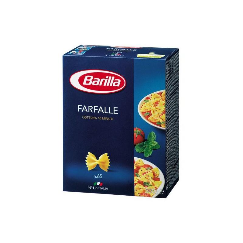 FARFALLE BARILLA Nº65 500 GR