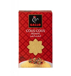 COUS-COUS GALLO MEDIANO 500 GR