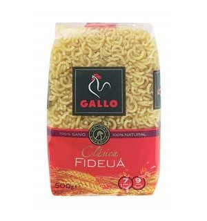 FIDEUA GALLO 500 GR