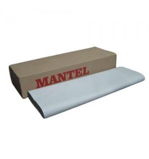 MANTEL GENIAL BLANCO 1*1 CAJA 400/500 U