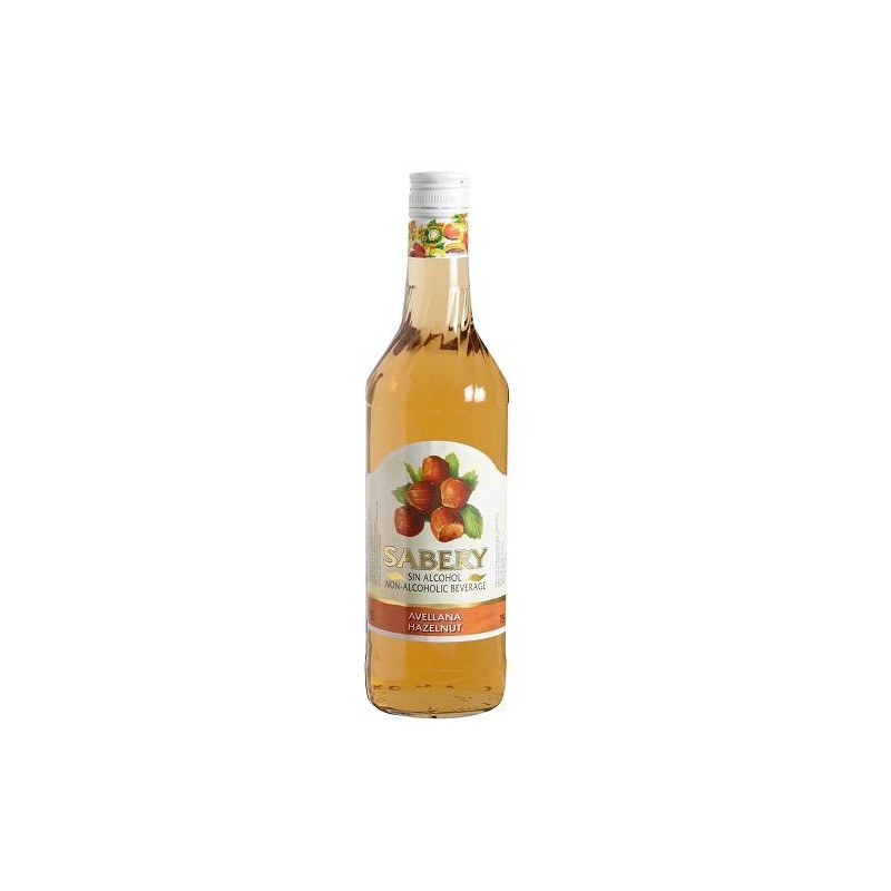 LICOR SABERY AVELLANA S/A 70 CL