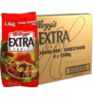 KELLOGG'S EXTRA MUSLI-FRUTAS 1.5 KG