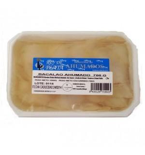 BACALAO REY PLATA AHUMADO TAR. 1 KG