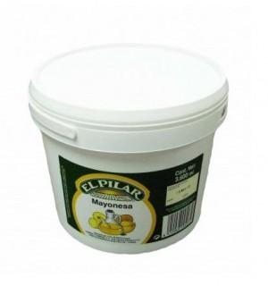 MAYONESA PILAR CUBO 3.6 L