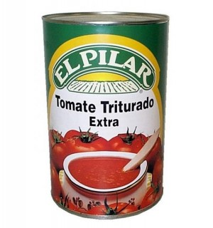 TOMATE NAT. TRITURADO PILAR LT. 4 KG