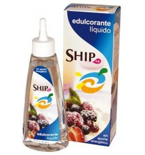 EDULCORANTE SHIP LIQUIDO BT. 200 ML