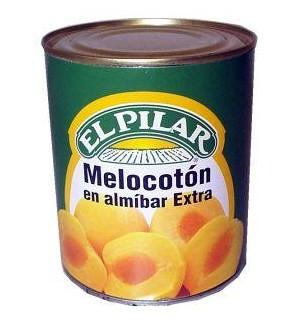 MELOCOTON PILAR ALMIBAR LT. 840 GR