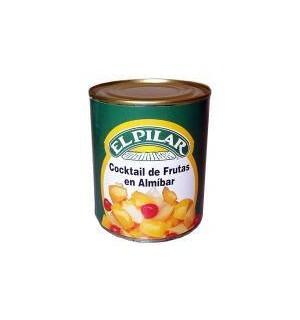 COCTEL DE FRUTAS PILAR LT. 840 GR