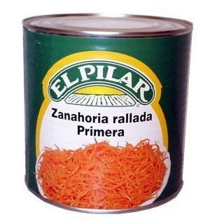 ZANAHORIA PILAR RALLADA 2.5KG