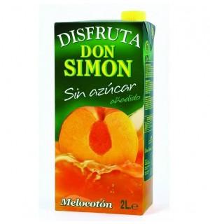 DISFRUTA D.SIMON MELOCOTON BK. 2 L
