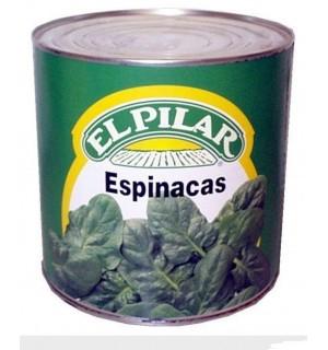 ESPINACAS PILAR NATURAL LT. 2.5 KG
