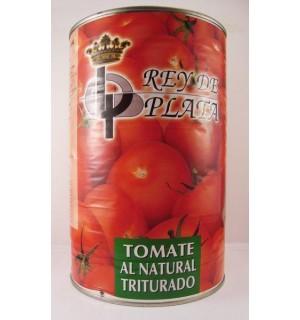 TOMATE NAT. TRITURADO REY PLATA LT. 4 KG