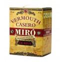 VERMUT MIRO ROJO CASERO BAG-BOX 5 L