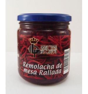 REMOLACHA REY PLATA RALLADA BT. 345 GR