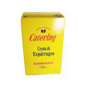 CREMA GB CATERING ESPARRAGOS 750 GR
