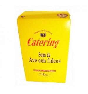SOPA CATERING GB AVE C/FIDEOS 775 GR