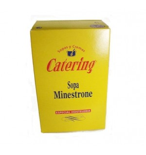 SOPA CATERING GB MINESTRONE 700 GR