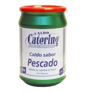 CALDO CATERING GB HALAL PESCADO BT.1KG