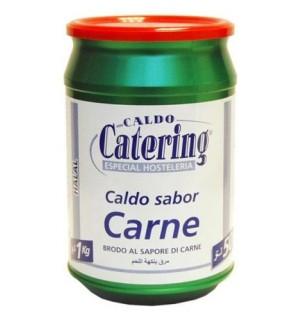 CALDO CATERING GB HALAL CARNE BT.1KG